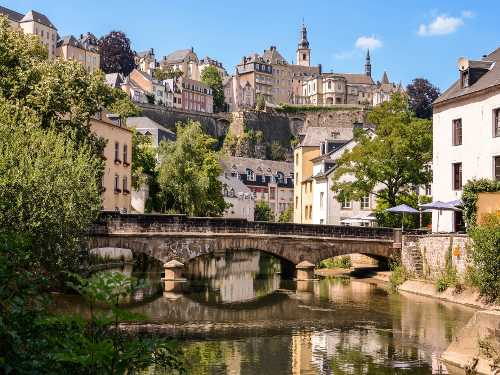 Luxemburg nederlandstalige vakantie accommodaties for Vakantie luxemburg
