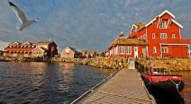 Hustadvika Guesthouse - Noorwegen