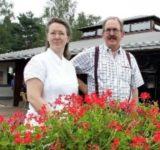 Bertus en Hendrika van Harten - Pollfoss Noorwegen