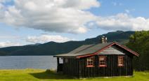 Skåbu Hyttegrend Noorwegen