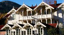 Seljord Hotel Noorwegen