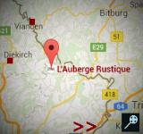 LUX - Auberge Rustique (kaart)