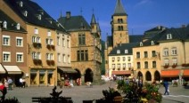 Hotels & B&B's in Echternach Luxemburg