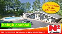 Novasol vakantiehuizen