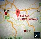 BE - Kaart Quatre Bonniers