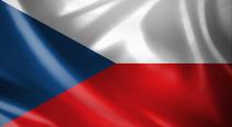 Tsjechië Vlag