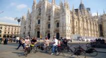 Baja-bikes - Milaan