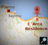 IT - Kaart L 'Arca Residence