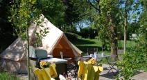 Camping les Tournesols (huurtent)