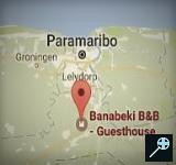 Banabeki B&B (kaart)