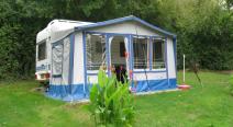 Camping Máré Vára (ingerichte caravan)