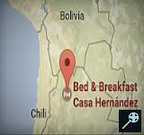 Casa Hernández (kaart)