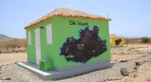Casa Tambor - Kaap Verdië