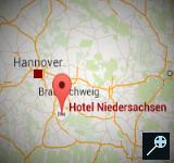 Niedersachsen Hotel (Kaart)