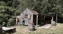 Gold Miners Cabin - Nieuw Zeeland