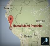 Hostal Mami Panchita - Peru (kaart)
