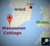 IRL - Manannan Cottage - Ierland