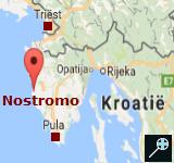 KROA - Kaart B&B Nostromo