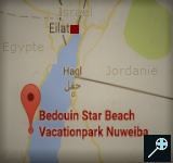 kaart-bedouin-star-beach-egypte