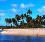 Strand Pousada Praia das Ondas