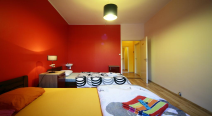 Viru Backpackers Hostel - Talinn (Estland)