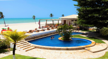 Windtown Beach Hotel - Brazilie